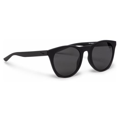 Okulary przeciwsłoneczne NIKE - Essential Horizon EV1118 001 Matte Black/Black/Dark Grey Lens