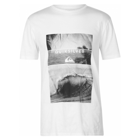 Quiksilver Skyline T Shirt Mens