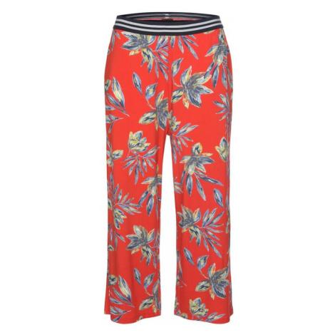 LASCANA Spodnie czerwony / czarny