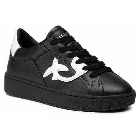 Sneakersy PINKO - Liquirizia 4 AI 20-21 PBKSH 1P220X Y6RG Black Z99