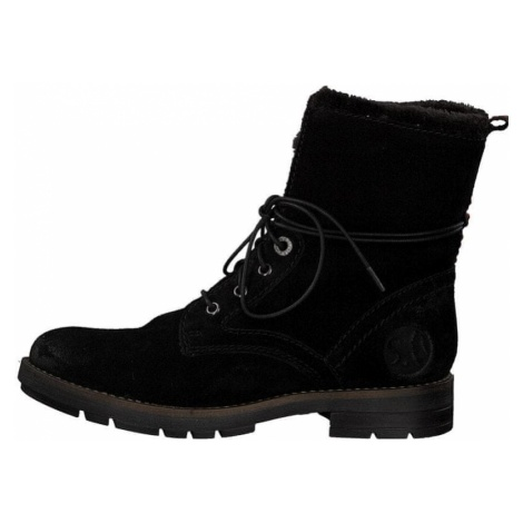 s.Oliver buty za kostkę damskie 38 czarne