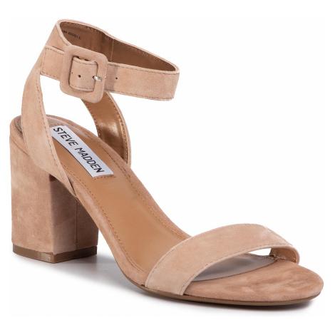 Sandały STEVE MADDEN - Malia SM11000945-03002-215 Tan Suede