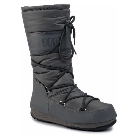 Śniegowce MOON BOOT - High Nylon Wp 240091006 Castlerock