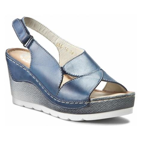 Sandały WALDI - 855 Granat