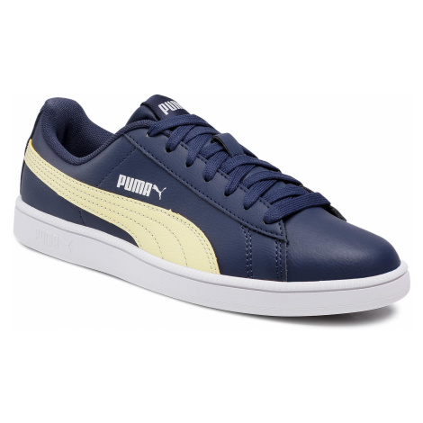 Sneakersy PUMA - Up Jr 373600 12 Peacoat/Ngry Yellow/White
