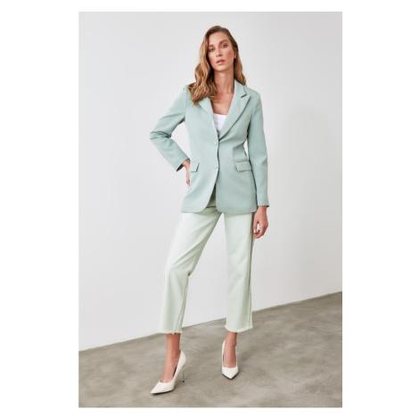 Trendyol Mint Classic Jacket