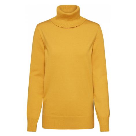 GLAMOROUS Sweter żółty