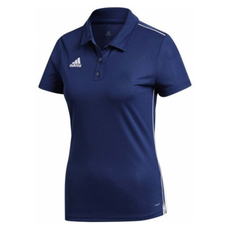 adidas CORE18 POLO W - Koszulka polo sportowa damska
