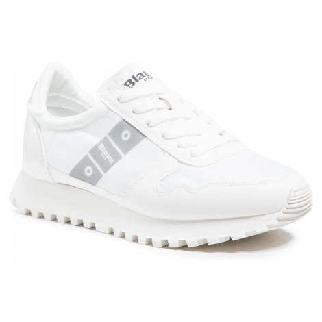 Sneakersy BLAUER - S1MERRILL01/NYR Whi/White