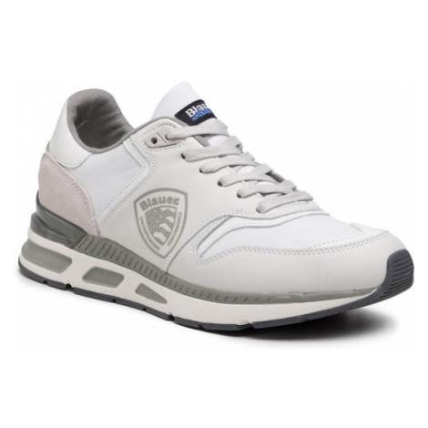 Blauer Sneakersy S1HILO01/CAL Biały