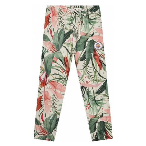 Femi Stories Spodnie dresowe Ruby Kolorowy Slim Fit