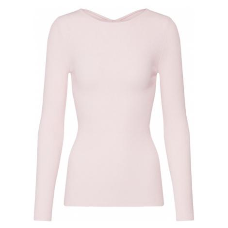 ONLY Sweter 'Neela' różowy pudrowy