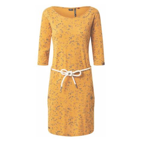 Ragwear Sukienka 'Tanya' curry / szary