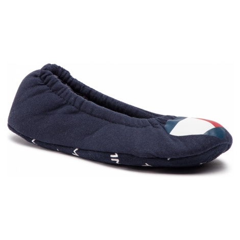 Kapcie TOMMY HILFIGER - Cozy Travel Pack Slipper FW0FW04179 Midnight 403