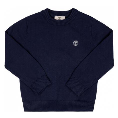 Timberland Sweter T25P15 M Granatowy Regular Fit