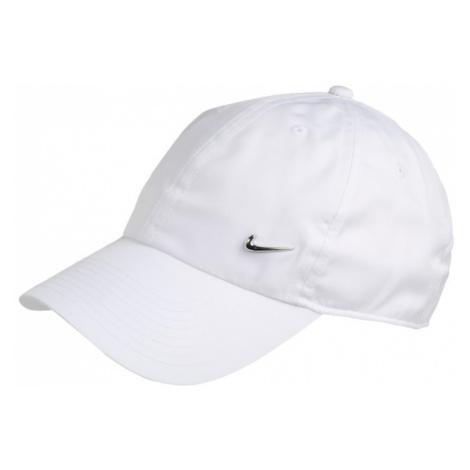 Nike Sportswear Czapka z daszkiem 'H86 METAL SWOOSH' biały