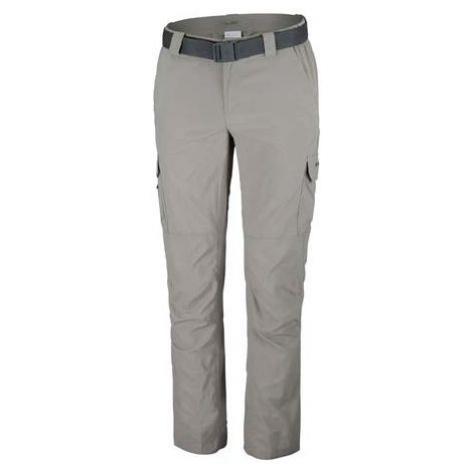 Columbia SILVER RIDGE II CARGO PANT szary 32 - Spodnie trekkingowe męskie