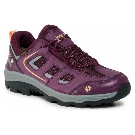 Trekkingi JACK WOLFSKIN - Vojo Texapore Low K 4042191 D Purple/Coral