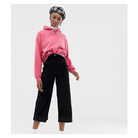 Reclaimed Vintage inspired cropped cord trouser