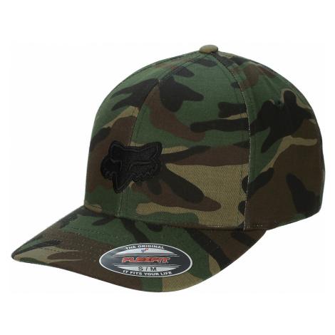czapka z daszkiem Fox Legacy Flexfit - Camo