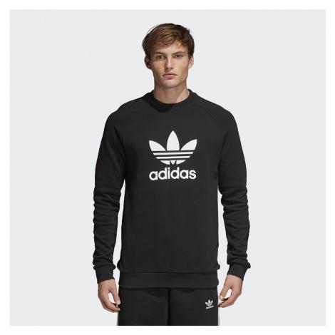 Adidas Originals Trefoil Crewneck Męska Czarna (CW1235)
