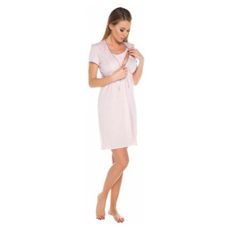 Damska bielizna ciążowa Felicita apricot Italian Fashion