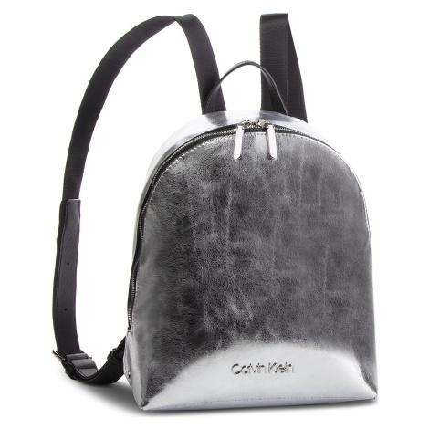 Plecak CALVIN KLEIN - Snap Sml Backpack Met K60K604926 067