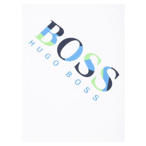 Boss Top J25G17 M Biały Regular Fit Hugo Boss