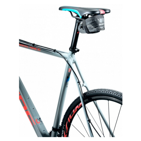 DEUTER Sakwa rowerowa BIKE BAG RACE I-Czarny