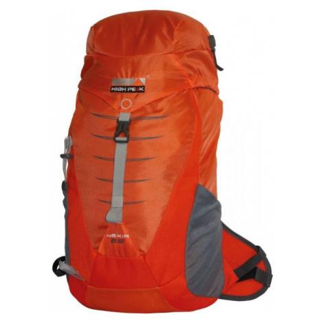 High Peak NEXIA 22 pomarańczowy NS - Plecak turystyczny