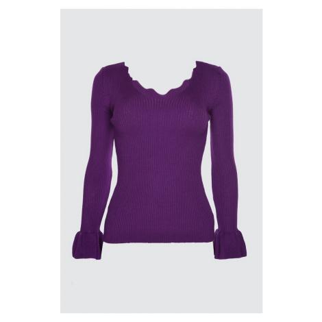 Women's sweater Trendyol Knitted