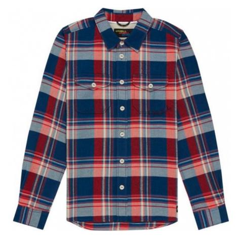 O'Neill LB ECHO SHIRT czerwony 176 - Koszula chłopięca