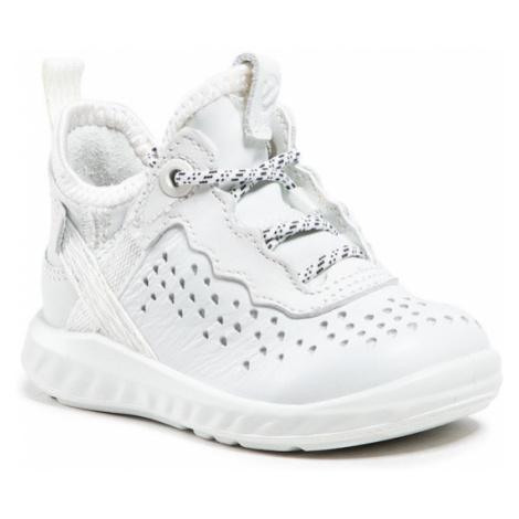 ECCO Sneakersy Sp.1 Lite Infant 72411155687 Biały