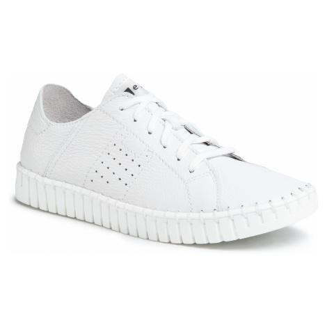 Sneakersy NESSI - 20700 Biały 412