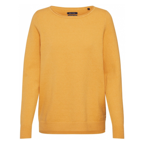 Marc O'Polo Sweter żółty