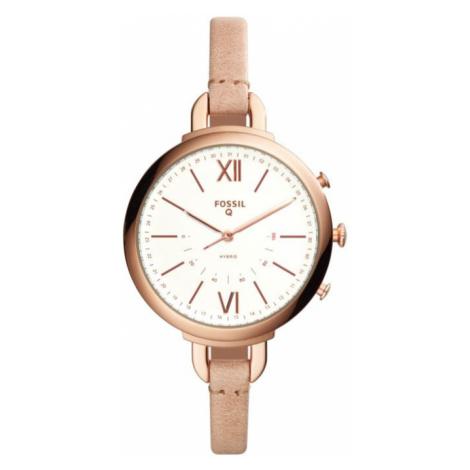 Smartwatch FOSSIL - Annette FTW5021 Beige/Gold