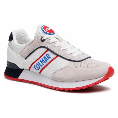Sneakersy COLMAR - Travis Runner 030 White