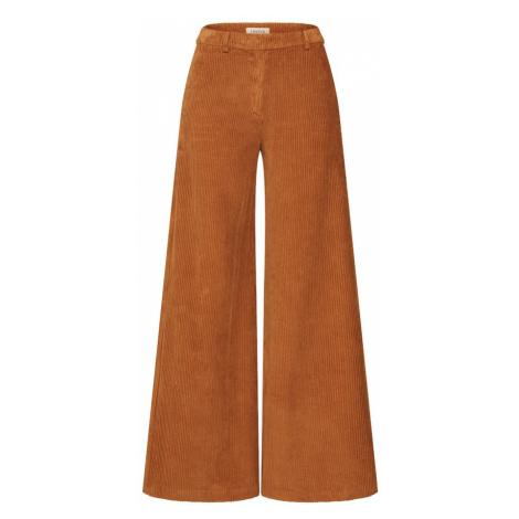 EDITED Spodnie 'Mako' brązowy