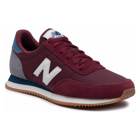 Sneakersy NEW BALANCE - UL720UE Bordowy