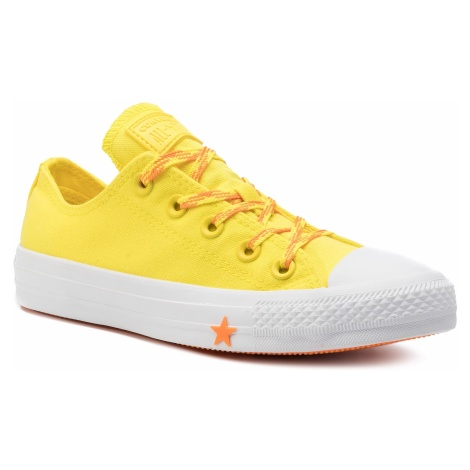 Trampki CONVERSE - Ctas Ox 564116C Fresh Yellow/Orange Rind/White