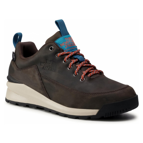Trekkingi THE NORTH FACE - Back To Berkeley Low Wp NF0A4OBSU6V1 Coffee Brown/Tnf Black