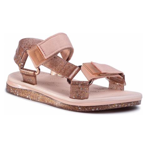Sandały MELISSA - Papete + Rider Good Ti 32930 Pink/Pink Glitter 53328