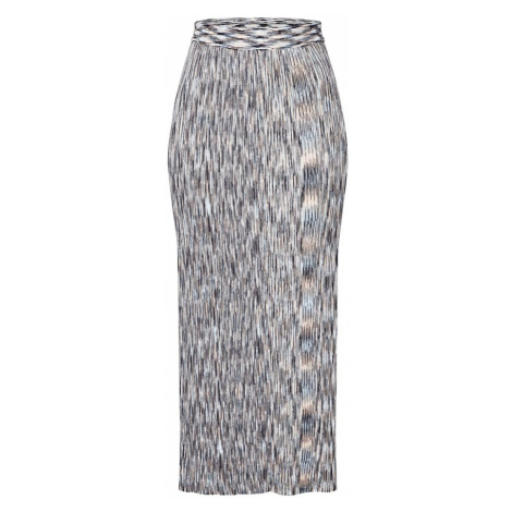 JUST FEMALE Spódnica 'Pira' mieszane kolory / szary