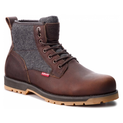 Kozaki LEVI'S - 226789-931-29 Dark Brown Levi´s