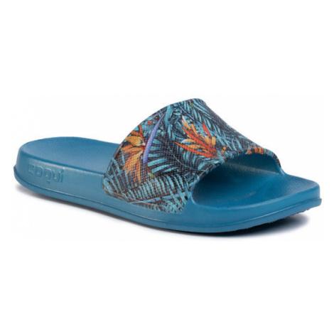 Coqui Klapki Tora 7082-202-5100 Niebieski