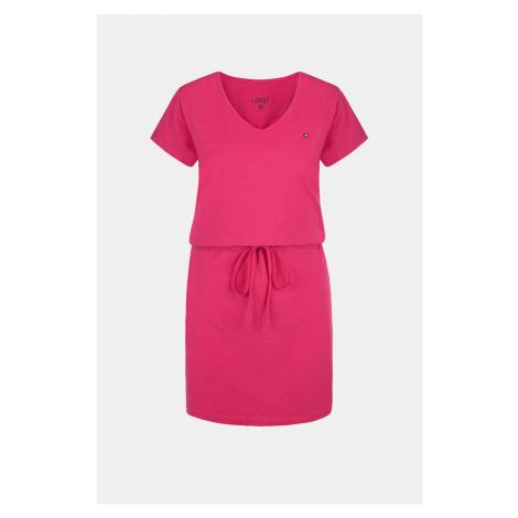 Różowa sukienka LOAP Blanka