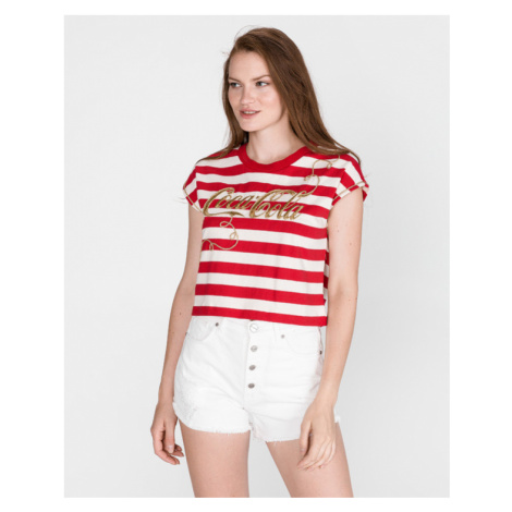 Pinko Ginepro Koszulka Czerwony