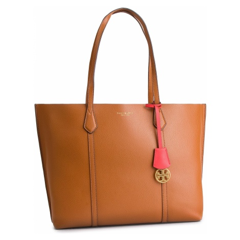 Torebka TORY BURCH - Perry Triple-Compartment Tote 53245 Light Umber 905