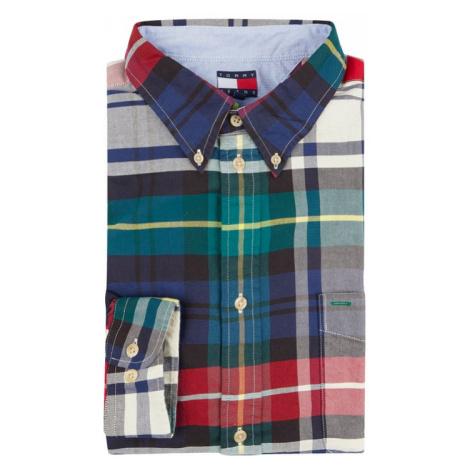 Koszula casualowa o kroju slim fit z bawełny Tommy Hilfiger
