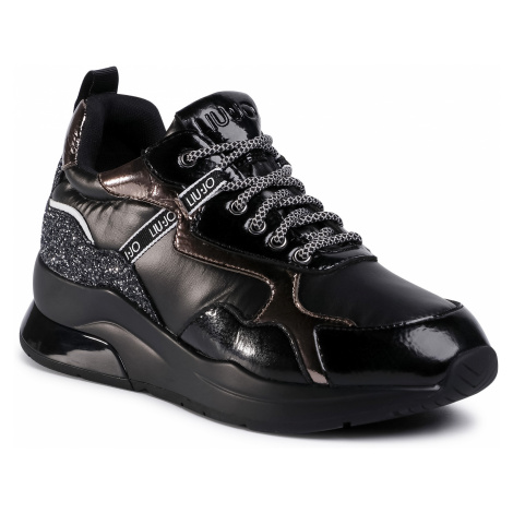 Sneakersy LIU JO - Karlie 35 BF0029 TX102 Black 22222 1